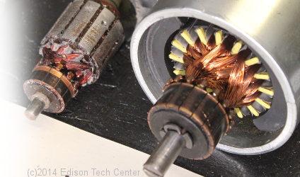 The Electric Motor Edison Tech Center