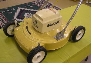 Elektrak Electric Lawnmower