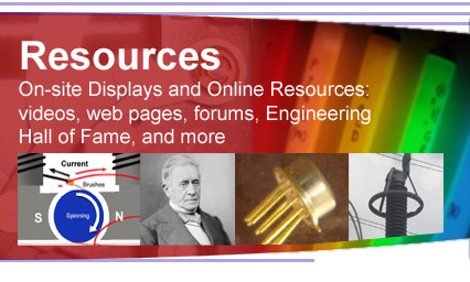 Edison Tech Center Resources