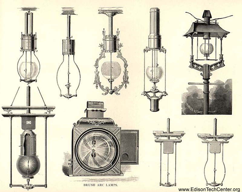 Arc Lamps - How They Work & History