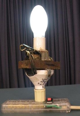 The Mercury Vapor Lamp How It Works Amp History