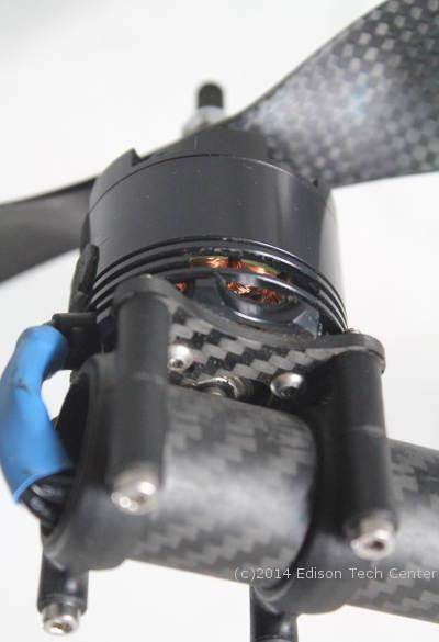 DC Motors in Drones