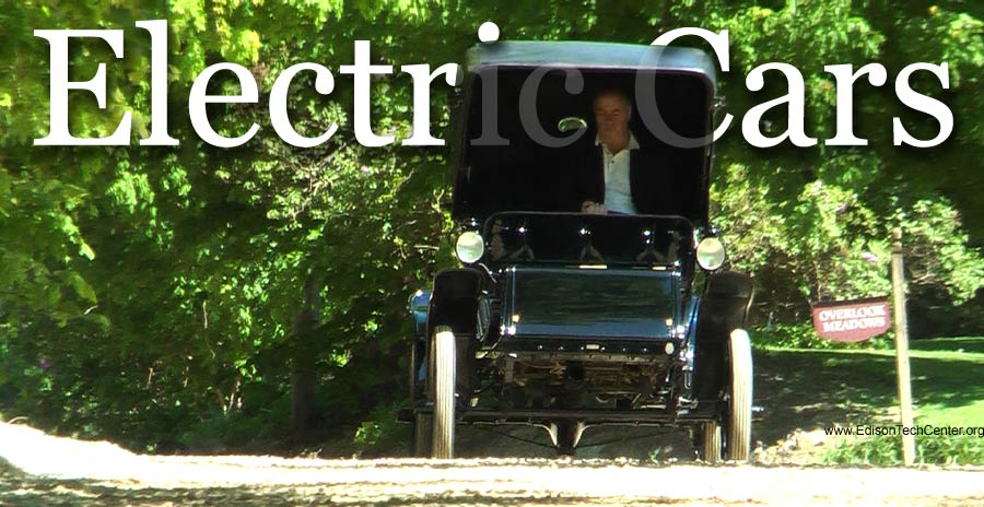 History of Electric Cars on