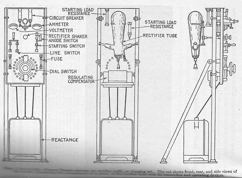 Mercury Arc Rectifiers