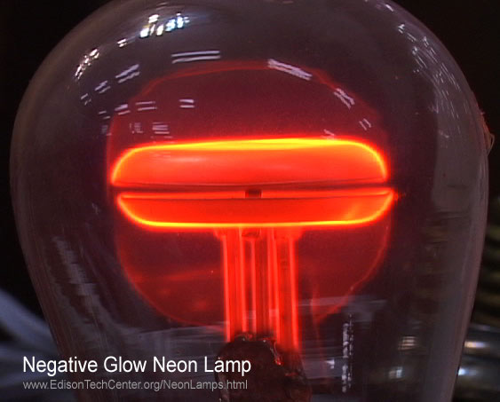 Neon And Argon Glow Lamps How They Work Amp History
